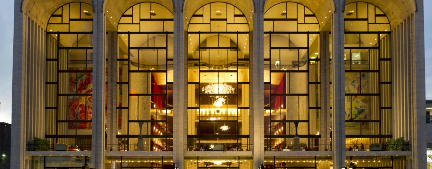 Metropolitan Opera 21/22