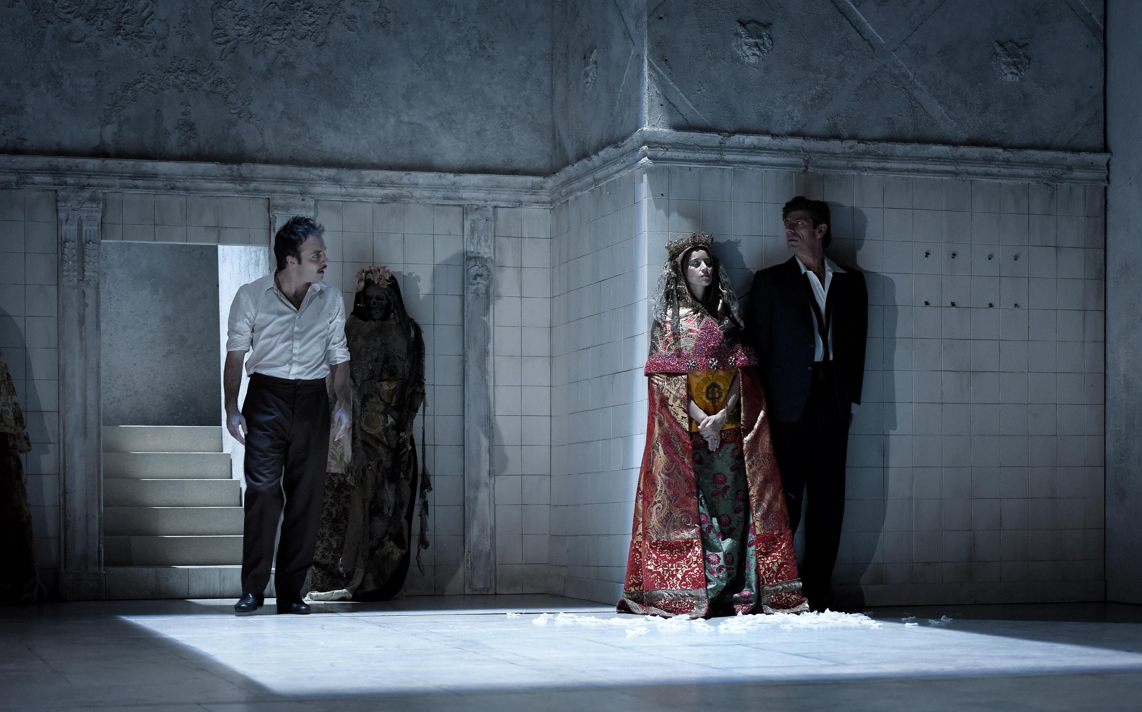 Roméo et Juliette ©Vincent Pontet