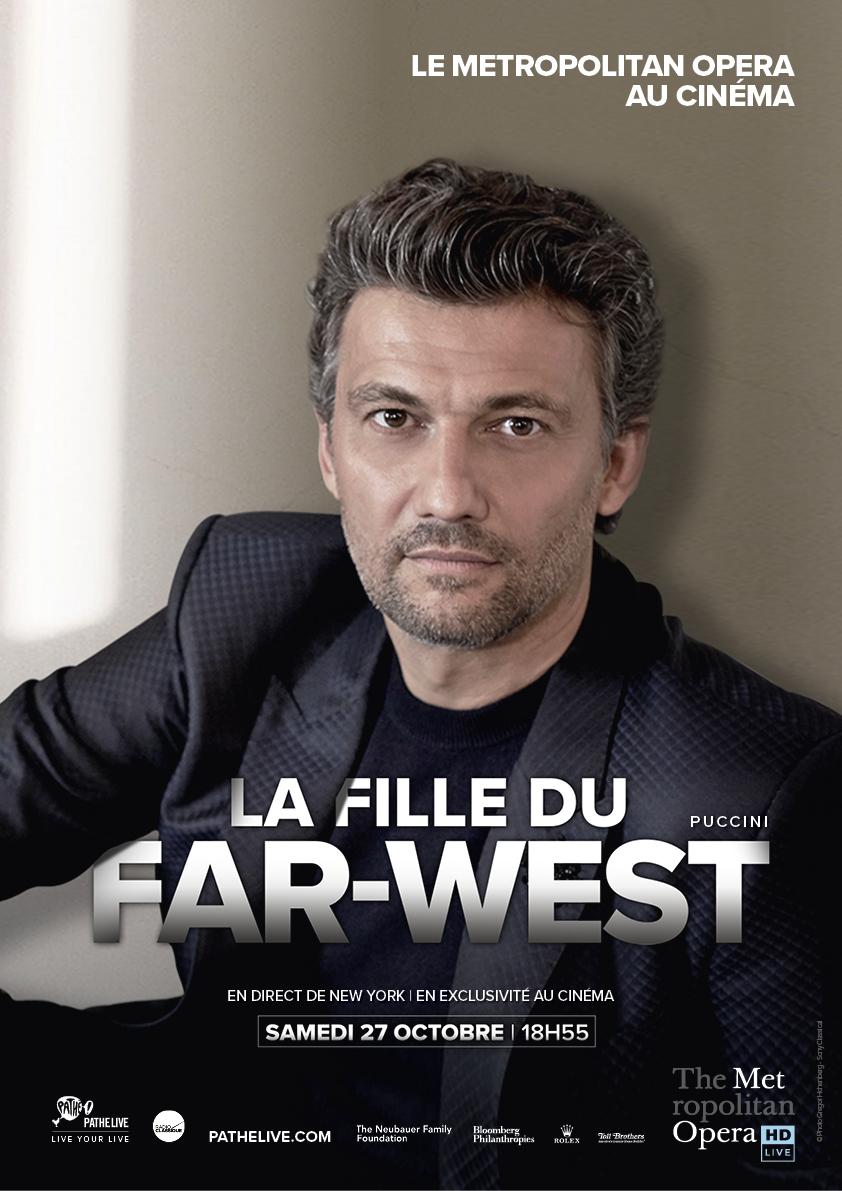 La Fille du Far-West