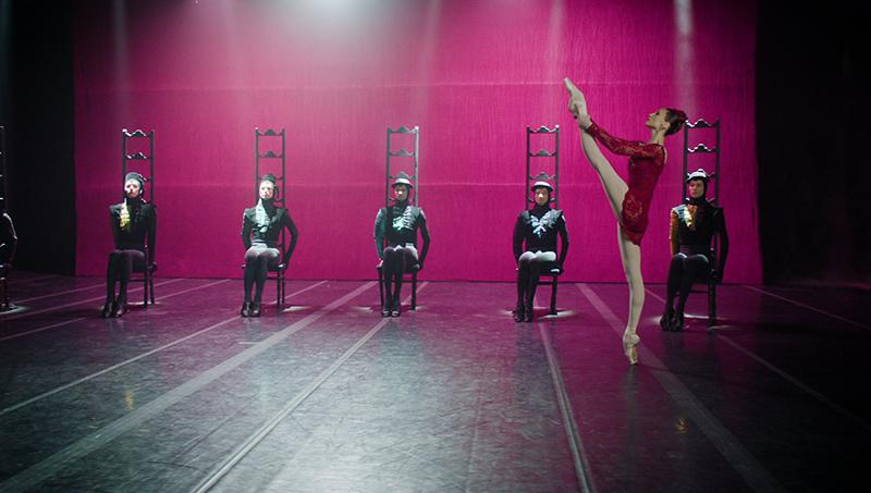 Carmen Suite/Petrushka - Official trailer
