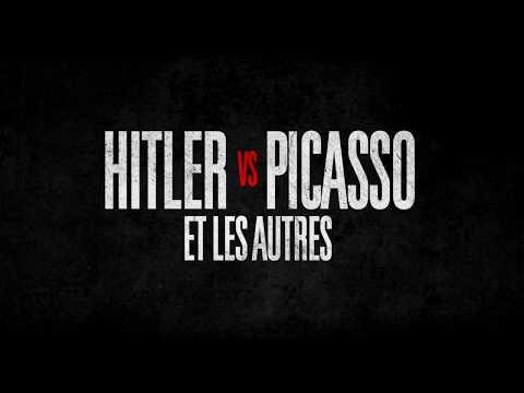 BA - HITLER VS PICASSO