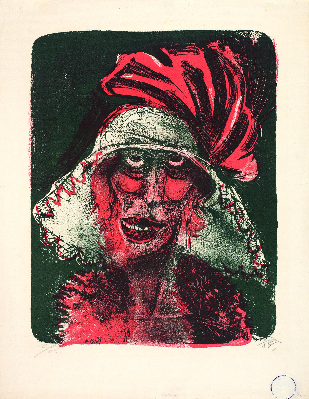 Otto Dix, tableau retrouvé en 2012