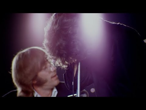 FA THE DOORS - LIVE AT THE BOWL 68'