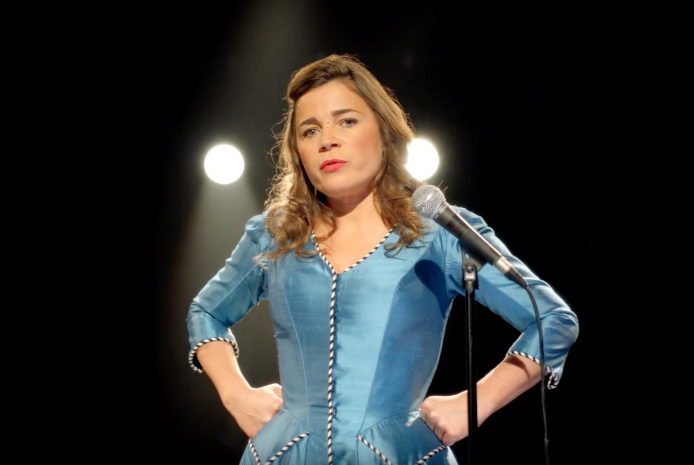 Blanche Gardin en direct au cinéma - Bonne nu