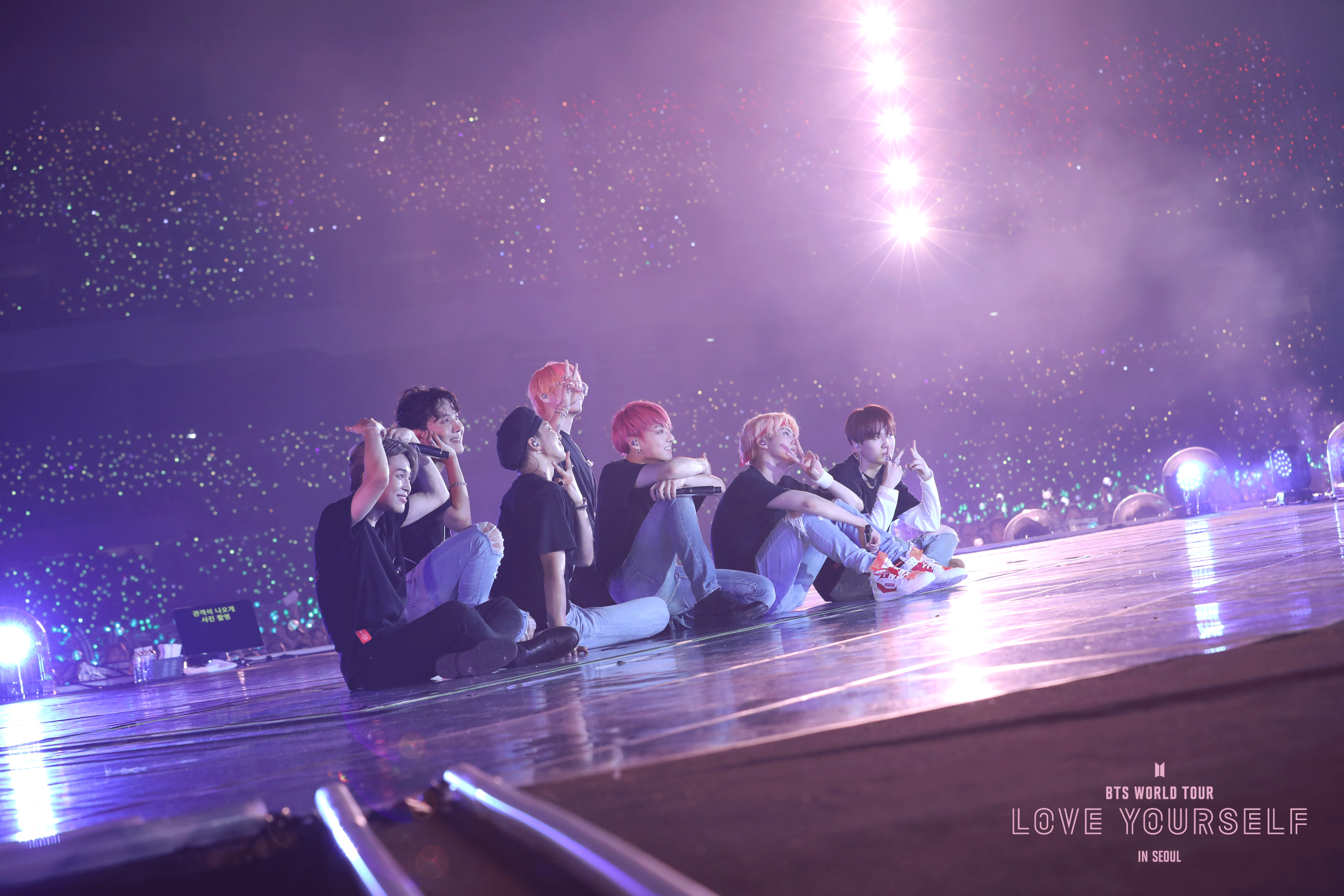 BTS LOVE YOURSELF IN SEOUL - photo 3
