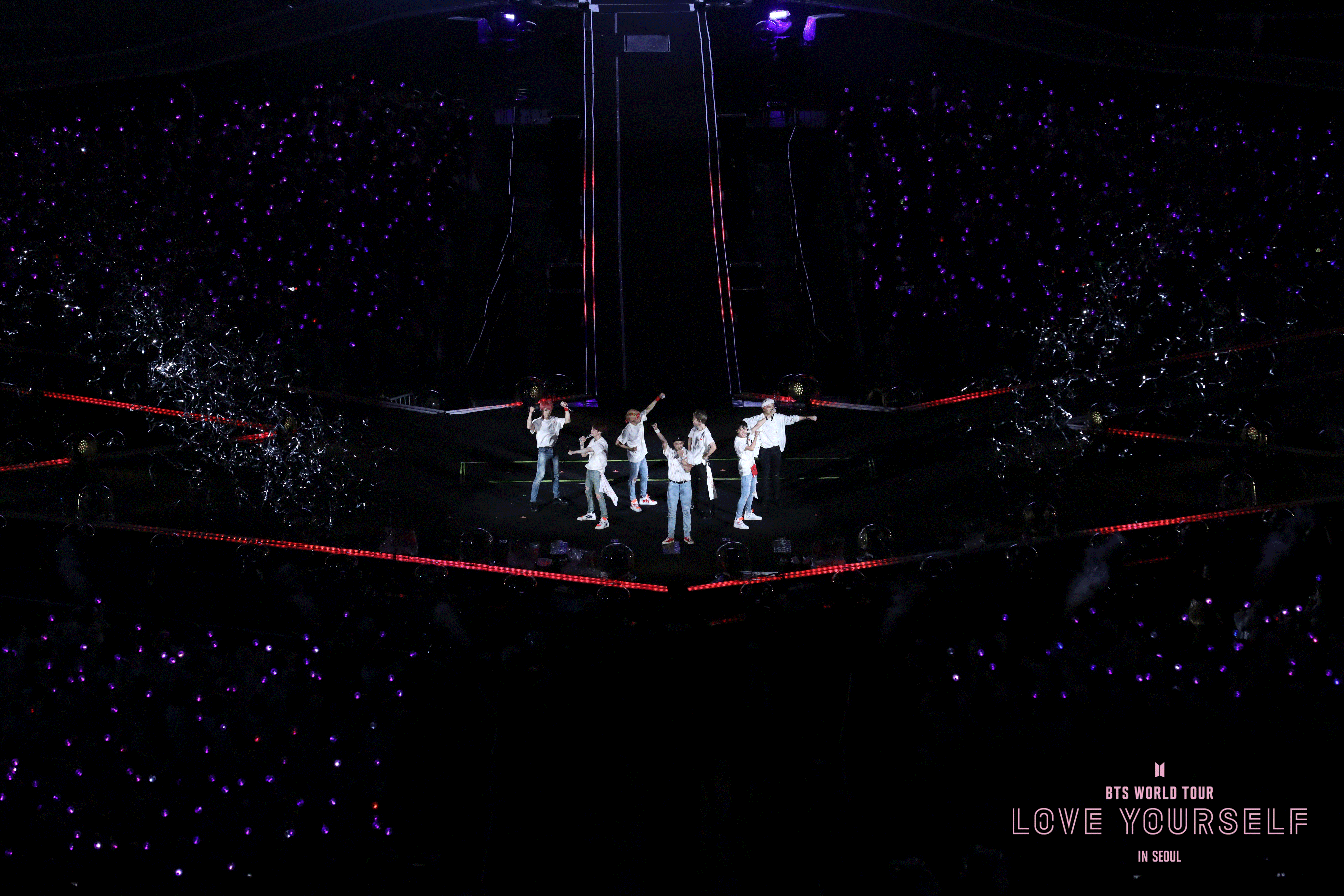 BTS LOVE YOURSELF IN SEOUL - photo 2