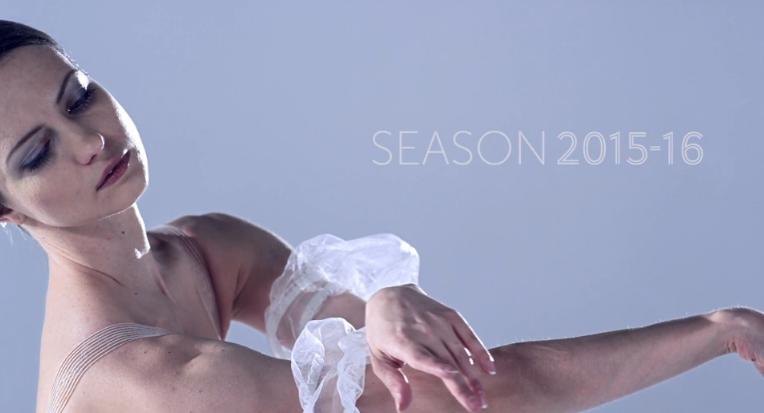 Bolshoi 15-16 Season Trailer