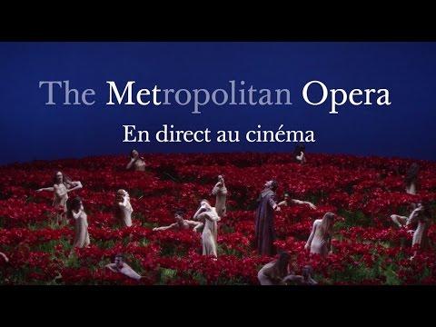 Le Met Opera au cinéma – Saison 15-16