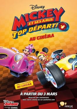 Mickey et ses amis : top départ ! Au cinéma