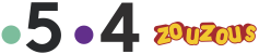 Nouveau logo France 5 Zouzou