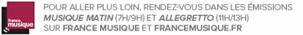 FRANCE MUSIQUE EMISSIONS